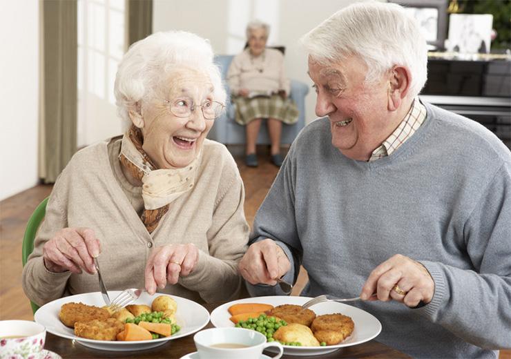 Elderly Meal Preparation Surrey